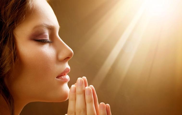 A Oração e as Mulheres – Mo+